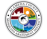 Alameda County Mosquito Abatement District logo